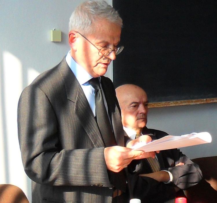 FOTO 5 - Excelenta Sa, Vasile Buga, fost ministru consilier pe spatiul rus